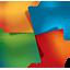 Логотип антивирусника avg