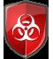 Логотип антивирусника Комодо